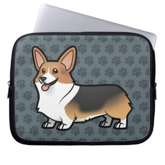 Diseñe a su propio mascota mangas computadora