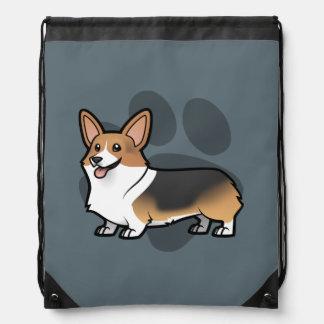 Diseñe a su propio mascota mochilas