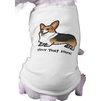 Diseñe a su propio mascota playera sin mangas para perro