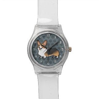 Diseñe a su propio mascota relojes