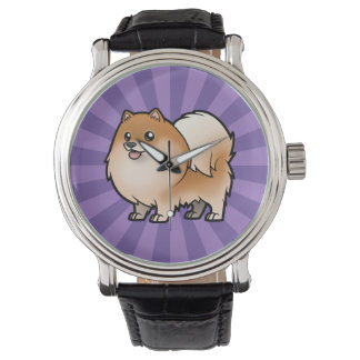 Diseñe a su propio mascota relojes de mano