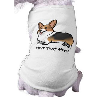 Diseñe a su propio mascota ropa para mascota