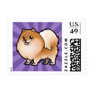 Diseñe a su propio mascota sello