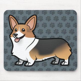 Diseñe a su propio mascota mouse pad