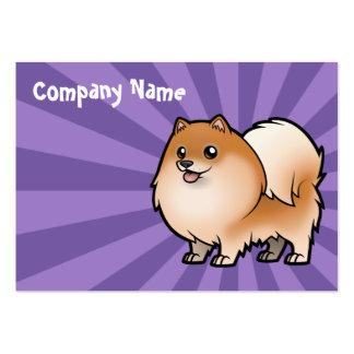 Diseñe a su propio mascota tarjetas de negocios