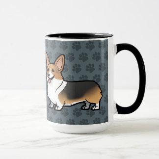 Diseñe a su propio mascota taza