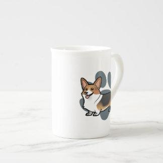 Diseñe a su propio mascota taza de china