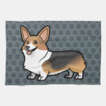 Diseñe a su propio mascota toalla