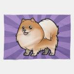 Diseñe a su propio mascota toallas