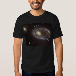 Diseñe el espacio profundo 2 de la camiseta oscura playeras