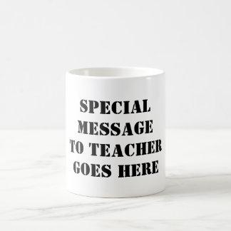 Diseñe mi propia taza especial personalizada taza