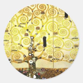 Diseñe para el Stocletfries - árbol de la vida Pegatina
