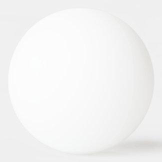 Diseñe su propia bola de ping-pong pelota de ping pong