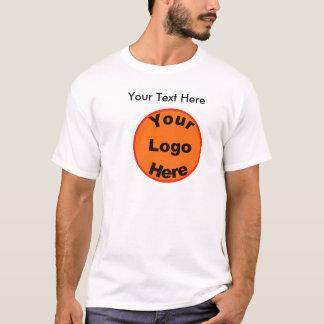 Diseñe su propia camiseta W/Logo y el texto