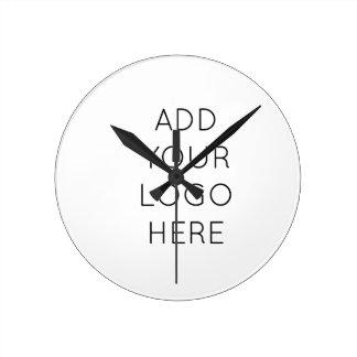 Diseñe su propia imagen personalizada personalizad reloj de pared