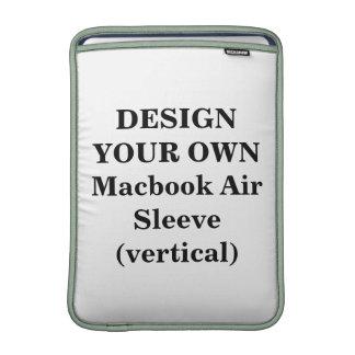 Diseñe su propia manga de aire de Macbook Fundas Macbook Air