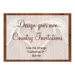 Diseñe su propia plantilla de las invitaciones del invitacion personalizada