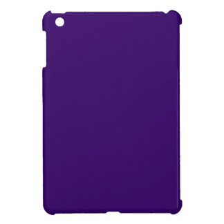 Diseñe su propia púrpura oscura caso de encargo de