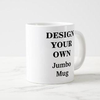 Diseñe su propia taza enorme - completamente adapt tazas jumbo