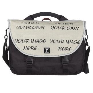 Diseñe su propio bolso del ordenador portátil bolsas para portatil