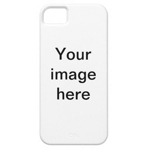 Diseñe su propio caso del iPhone 5S iPhone 5 Case-Mate Cobertura