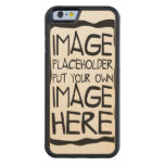 Diseñe su propio caso del iPhone 6 Funda De iPhone 6 Bumper Arce
