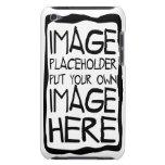 Diseñe su propio caso del tacto de iPod Case-Mate iPod Touch Protectores