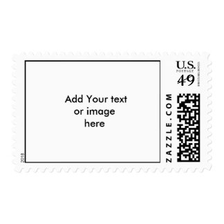 Diseñe su propio franqueo timbres postales