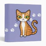 """Diseñe su propio gato del dibujo animado carpeta 1"""""""
