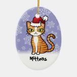 Diseñe su propio gato del dibujo animado (el navid