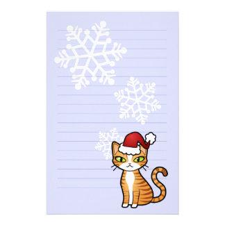 Diseñe su propio gato del dibujo animado (el navid  papeleria