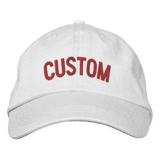 Diseñe su propio gorra bordado gorra bordada