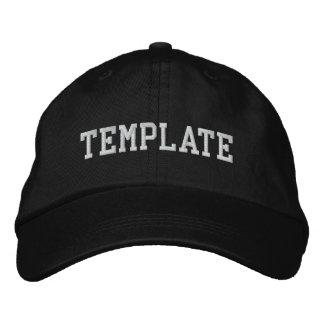 Diseñe su propio gorra bordado gorros bordados