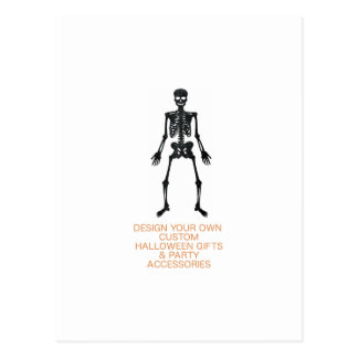 Diseñe su propio Halloween Postal