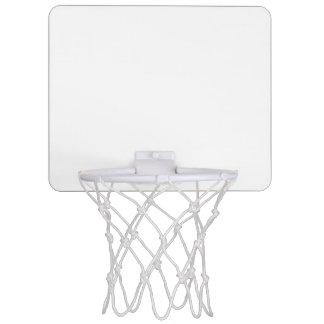 Diseñe su propio mini aro de baloncesto minicanasta