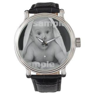 Diseñe sus los propios personalizados relojes de pulsera