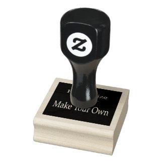 Diseñe sus los propios personalizados sello de caucho