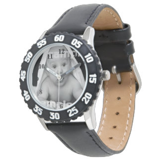 Diseñe sus los propios personalizó uno de una reloj de mano
