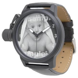 Diseñe sus los propios personalizó uno de una relojes