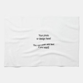Diseñe sus propias toallas de cocina
