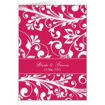 DISEÑO 03 - Rosa del color Tarjeton