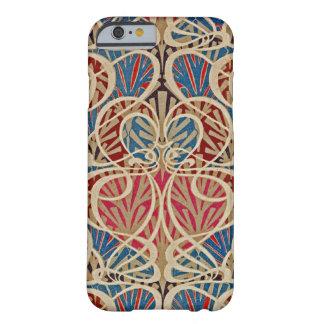 Diseño #10 de Nouveau del arte en Emporio Moffa Funda Para iPhone 6 Barely There