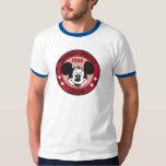 Diseño 1956 del logotipo del club de Mickey Mouse Playeras