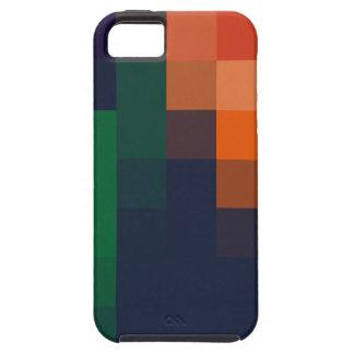 Diseño 1 de Pixelated iPhone 5 Case-Mate Cárcasa