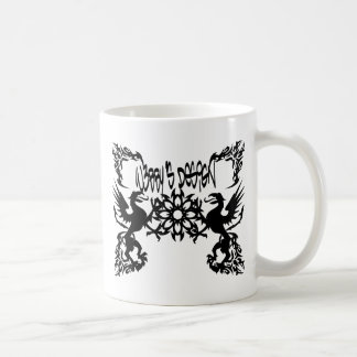 Diseño 1 de W3bby Tazas De Café
