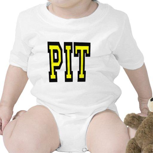 Diseño 1 del HOYO de Pittsburgh Camiseta