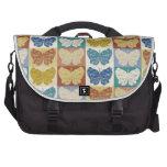 Diseño 21 del arte pop de la mariposa bolsas para portátil
