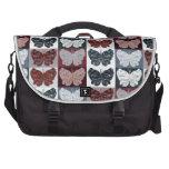 Diseño 22 del arte pop de la mariposa bolsa para ordenador