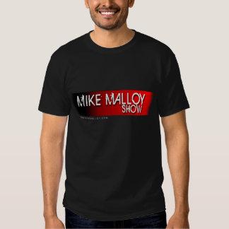 DISEÑO 2 DE LA CAMISA DE MIKE MALLOY