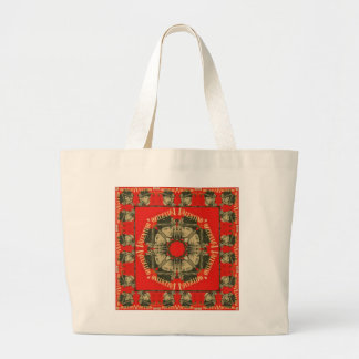 Diseño 2 de Rudolph Valentino Bolsa Tela Grande